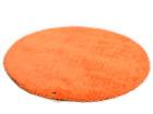 Длинношёрстый ковёр Soft Uni Ø 140 см AA-91676