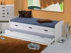 2-местная кровать Ulli 90x200 cm AY-91810