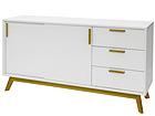 Комод Kensal Nordic Sideboard - Sliding Door WO-91864