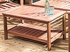 Садовый стол Woody 90x50 cm EV-91910