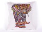 Декоративная подушка из гобелена Слон 45x45 см TG-92098