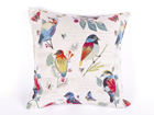 Декоративная подушка из гобелена Птицы 50x50cm TG-92117