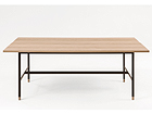 Обеденный стол Jugend Dining Table 200x95 cm WO-92283