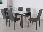 Обеденный стол Arras + 6 стульев AQ-92834