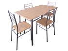 Обеденный стол Baremen + 4 стула AQ-92835