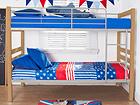 Двухъярусная кровать Henry 90x200 cm AQ-92867