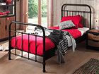 Металлическая кровать New York 90x200 cm AQ-93173