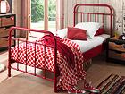 Металлическая кровать New York 90x200 cm AQ-93174