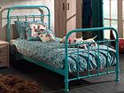 Металлическая кровать New York 90x200 cm AQ-93178