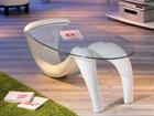Журнальный стол со стеклом Bella AY-93506