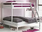 3-местная двухъярусная кровать 90x190 и 135x190 cm FX-93526