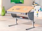 Регулируемый по высоте рабочий стол Plato AY-93551