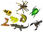 3D пазл Дождевой лес, рептилии и насекомые UP-93758