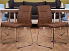Комплект стульев Mari, 2 шт AQ-94139