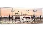 Картина Red Boats 60x150 cm QA-94200