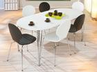 Удлиняющийся обеденный стол Ovali 90x140-180 cm AY-94485