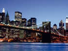 Флизелиновые фотообои Brooklyn bridge 360x270 см ED-94814