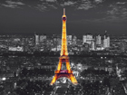 Флизелиновые фотообои Night in Paris 360x270 см ED-94817