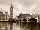 Флизелиновые фотообои London 360x270 см ED-94819