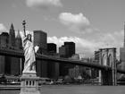 Флизелиновые фотообои Statue of Liberty 360x270 см ED-94852