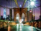 Флизелиновые фотообои Brooklyn bridge 6 360x270 см ED-94888