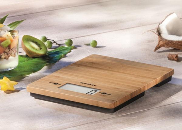 Soehnle цифровые кухонные весы Bamboo UR-95291