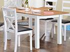 Удлиняющийся обеденный стол Birmingham 120/150x90 cm AQ-95388