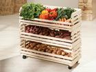 Ящики для хранения Vegetables AY-95773