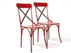 Металлические стулья Bistro, 2 шт AY-95787