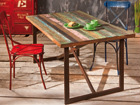 Обеденный стол Colori 160x90 cm AY-95819