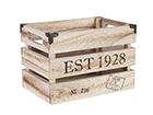Деревянный ящик Cellar