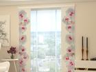 Полузатемняющая панельная штора Music Orchids 80x240 cm ED-97797