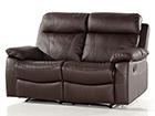 Кожаный 2-местный диван с механизмом подножки Equador AQ-97905
