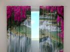 Затемняющая штора Flowers at the waterfall 240x220 cm ED-97948