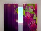 Затемняющая штора Fuchsia flowers 240x220 cm ED-97986