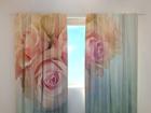 Затемняющая штора Gentle roses 240x220 cm ED-98003