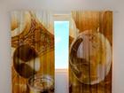 Затемняющая штора Globe 240x220 cm ED-98048