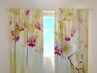 Затемняющая штора Goldish orchids 240x220 cm ED-98079