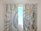 Затемняющая штора Greek relief 240x220 cm ED-98133