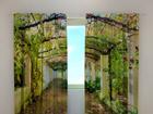 Затемняющая штора Green archway 240x220 cm ED-98137