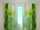 Полузатемняющая штора Green bamboo 240x220 cm ED-98140