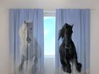 Затемняющая штора Horses 1, 240x220 cm ED-98186