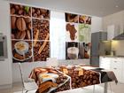 Просвечивающая штора Coffee Africa 200x120 см ED-98335