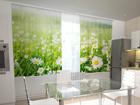 Просвечивающая штора Camomiles of provence in the kitchen 200x120 см ED-98472