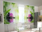 Просвечивающая штора Orchids and sun in the kitchen 200x120 см ED-98542