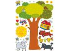 Настенная наклейка Tree 65x85 cm ED-98720