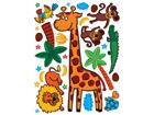 Настенная наклейка Giraffe 65x85 cm ED-98722