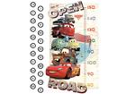 Настенная наклейка Disney Cars 2 McQueen scale growth 65x85 cm ED-98738