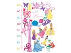Настенная наклейка Disney Princess measure of growth 65x85 cm ED-98739
