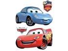 Настенная наклейка McQueen and Sally Disney 65x85 см ED-98754